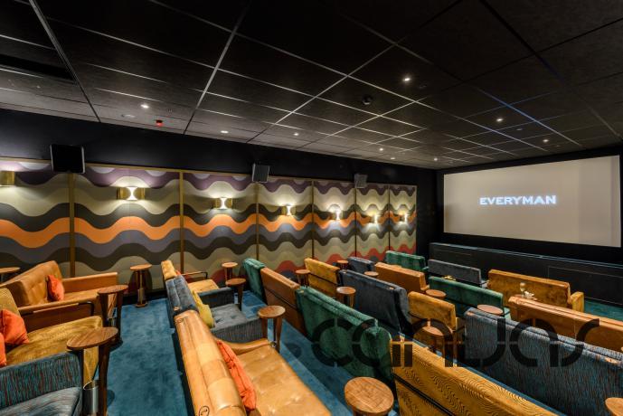 Everyman Cinema - Canary Wharf