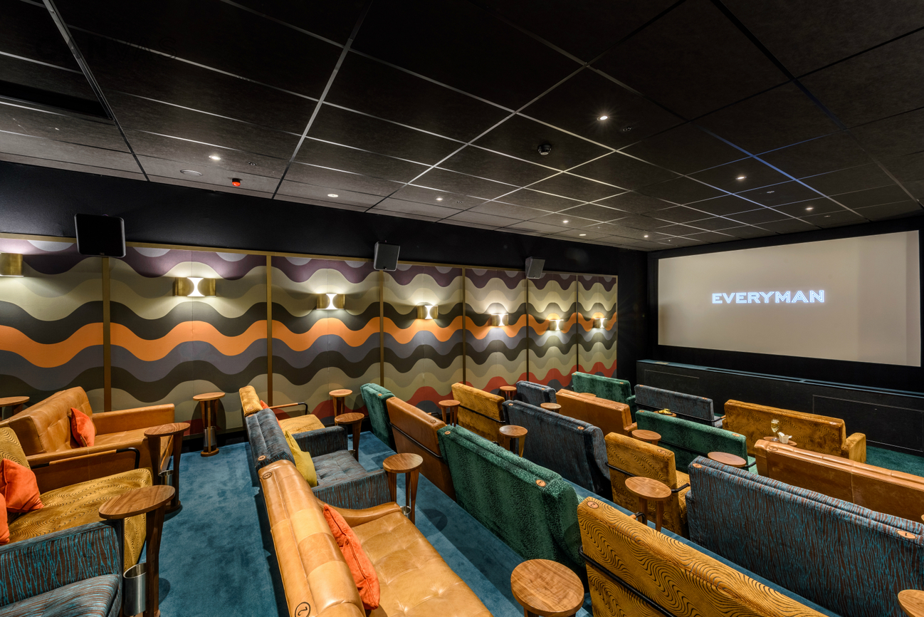 everyman cinema canary wharf