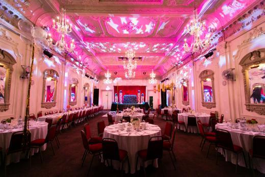 Halls Venue Hire London Canvas Events