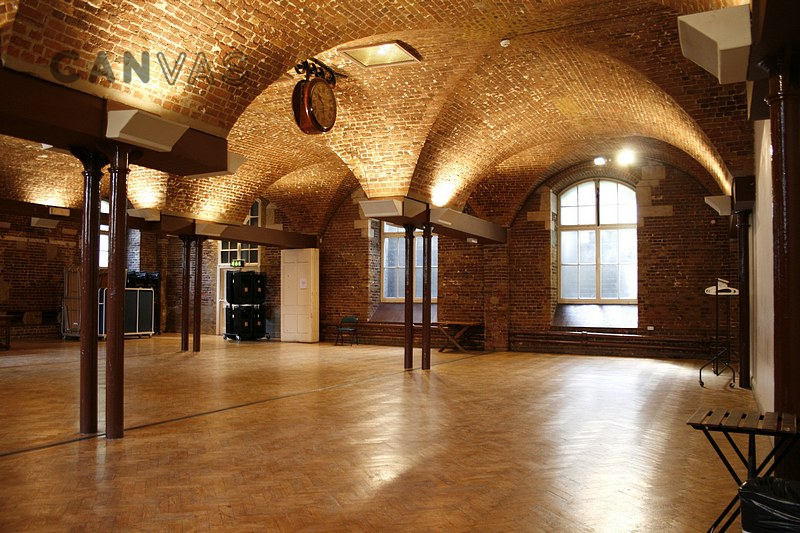 The Crypt London Venue Hire Canvas Events