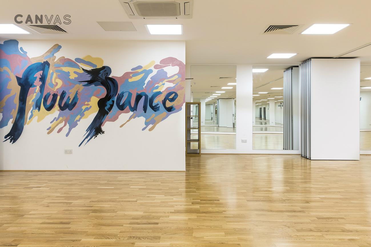 Flow Dance London London Venue Hire Canvas Events