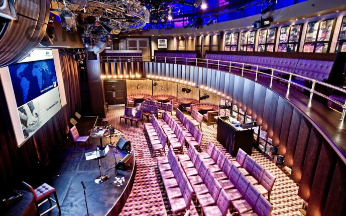 The Hippodrome Casino London Function Room