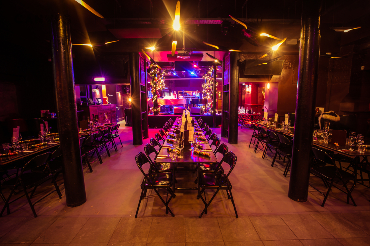 The Piano Works London Venue Hire Canvas Events
