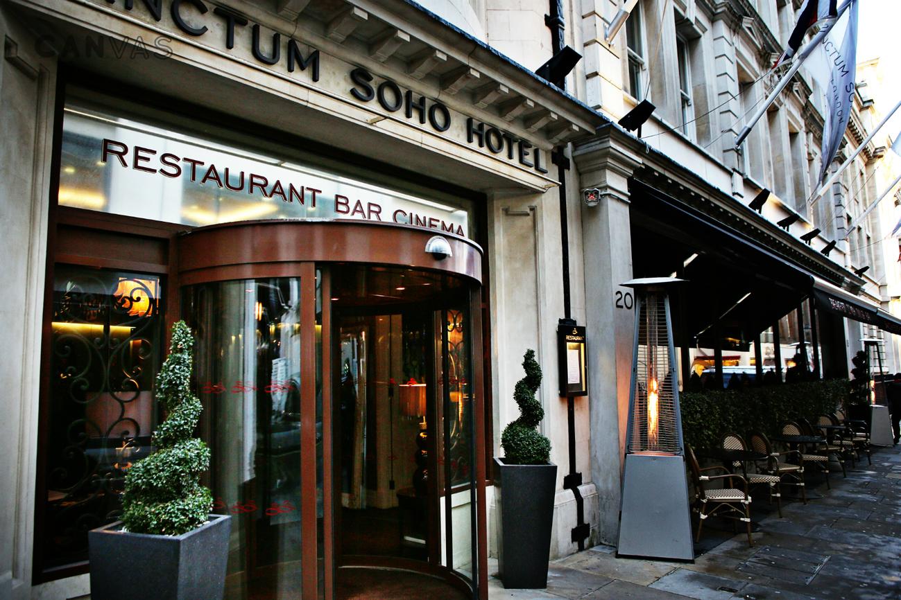 Karma Sanctum Soho Roof Terrace London Venue Hire
