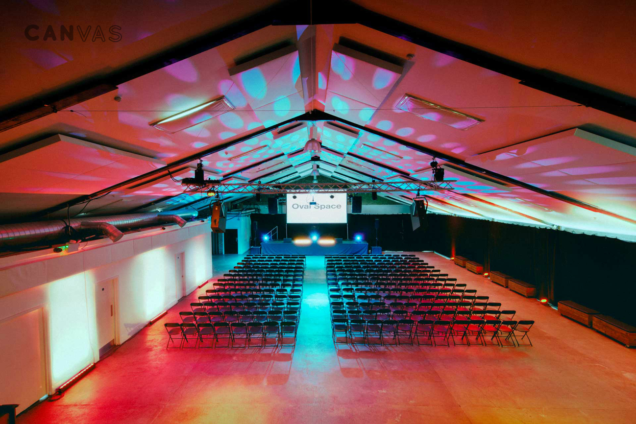Oval Space London Venue Hire Canvas Events