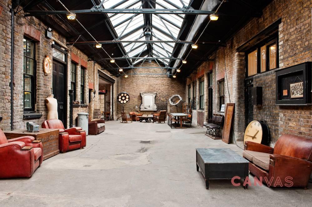 Mc Motors London Venue Hire Canvas Events