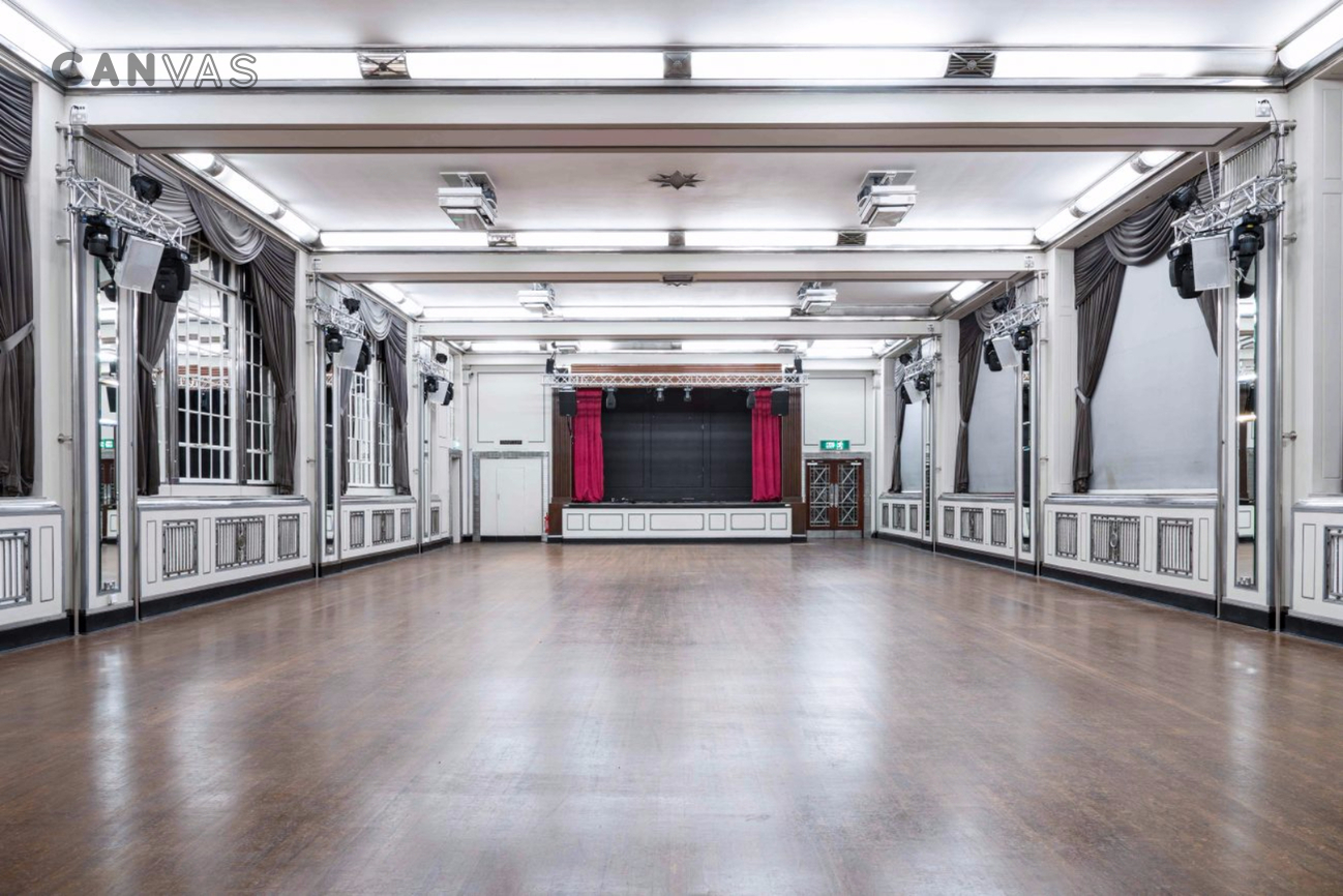 the bloomsbury ballroom