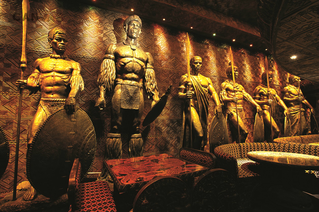 Shaka Zulu London Venue Hire Canvas Events