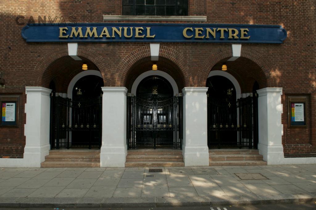 Emmanuel Centre London Venue Hire Canvas Events