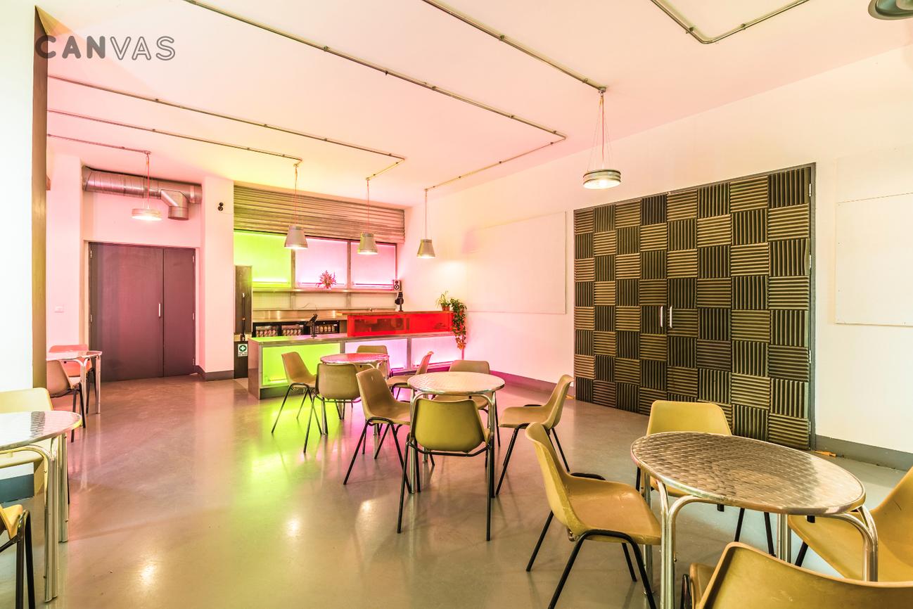 Showroom Cafe Room Hire